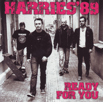 Harries '89 - Ready For You