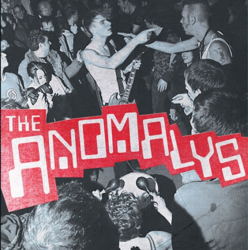 the Anomalys - The Anomalys