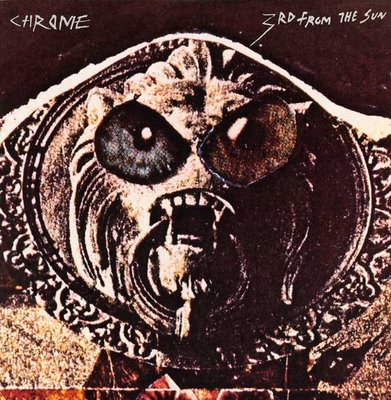 Chrome - Blood on the Moon/ 3rd From the Sun