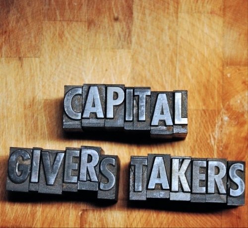 Capital - Givers/ Takers