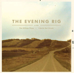 the Evening Rig - The Hilltop Pines