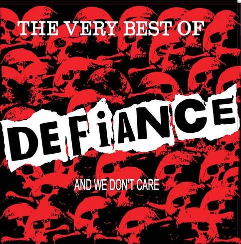 Defiance - The very best of Defiance (and we don�t care)