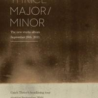 Thrice - Major/ Minor