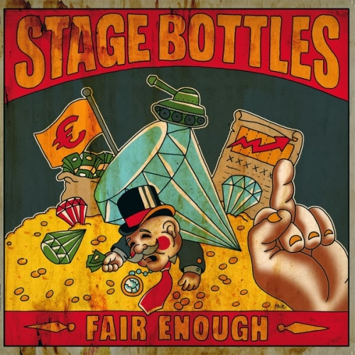 Stage Bottles - Fair Enough