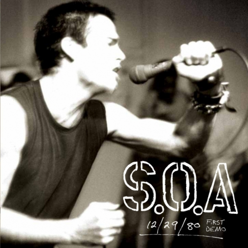 S.O.A - First Demo 12/29/80